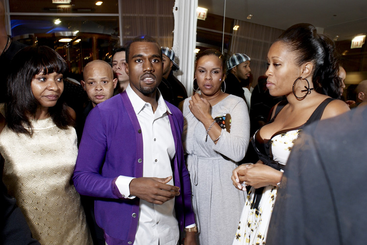 Is Kanye West looking for an IT job in the Midlands?