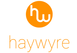 Haywyre LLP logo for IT recruitment project