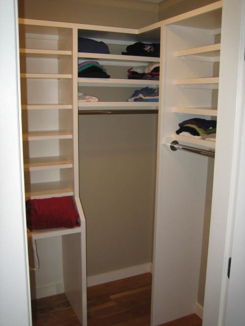 Rockport maine custom closets