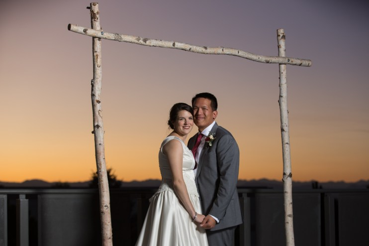 Wedding Photographers in Colorado Springs Co| Blue Spruce Wedding Photo | Kathy and Quan