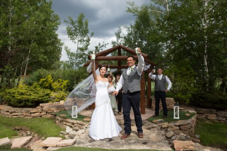 Colorado Wedding Photography Services | Blue Spruce Wedding Photo | Olivia & Jesse