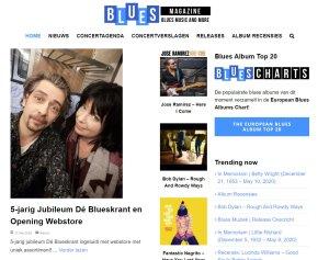 Blues Magazine: webstore met uniek assortiment!