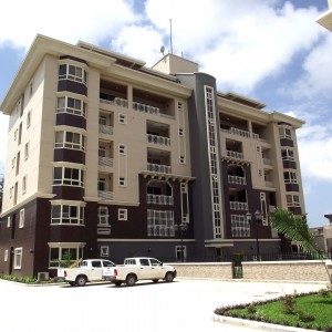 Luxury Twin Apartment Blocks 35 Cameron Road