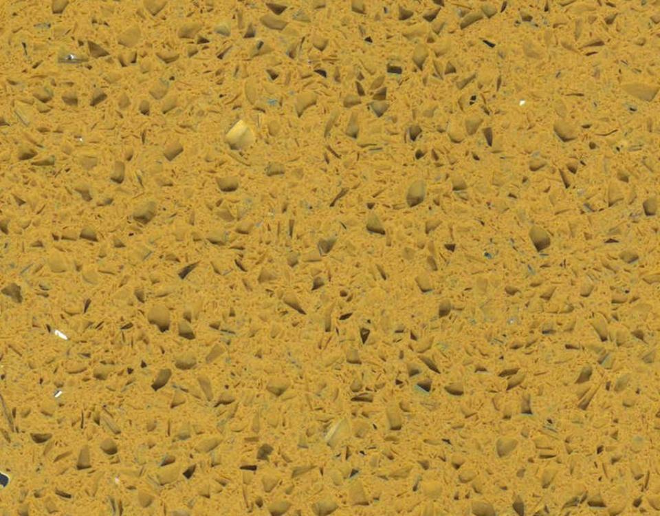 Engineered Crystal Yellow Stone