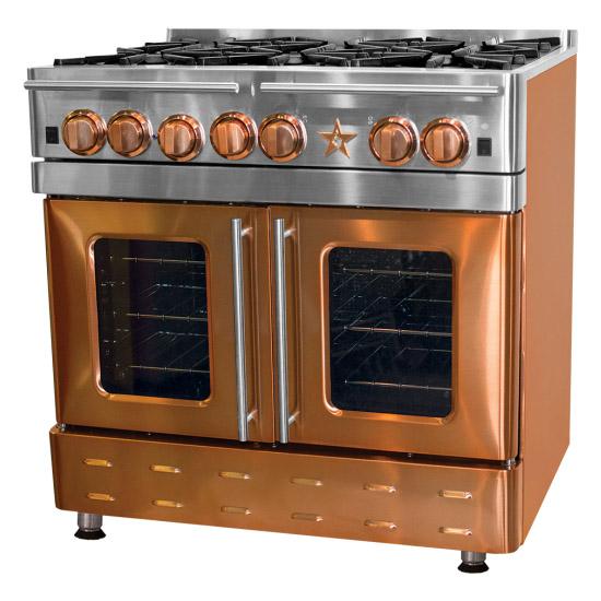 Customization Professional Appliances Bluestar