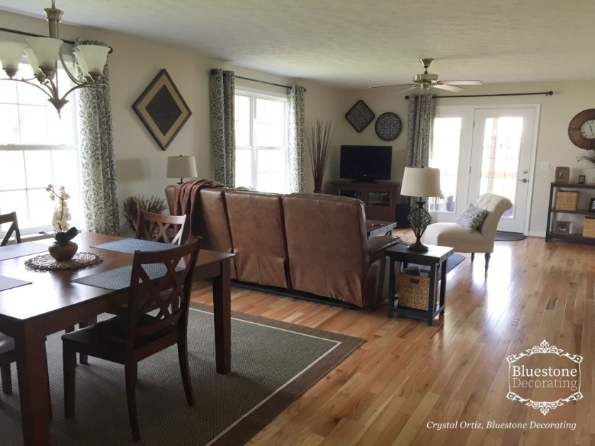 Interior Decorating Project: Lorie's ReDesign In