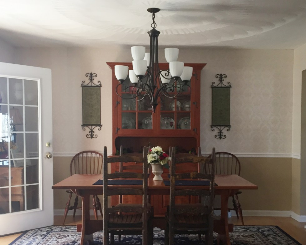 Dining Room in Penn Laird, Virginia