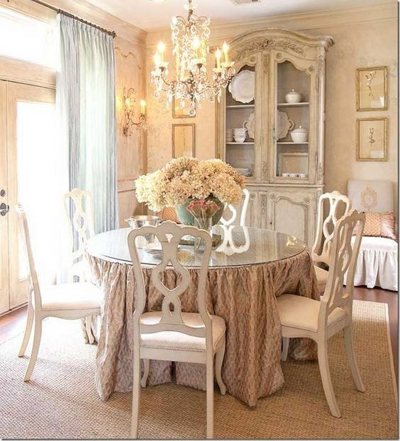 Shabby Chic Cottage Design Style, Source Here