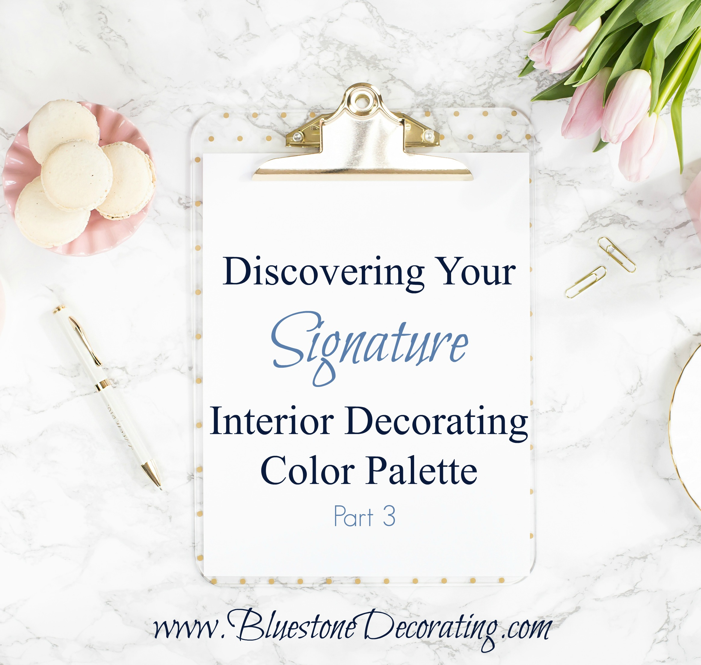 discovering your signature color palette part 3 of the design style
