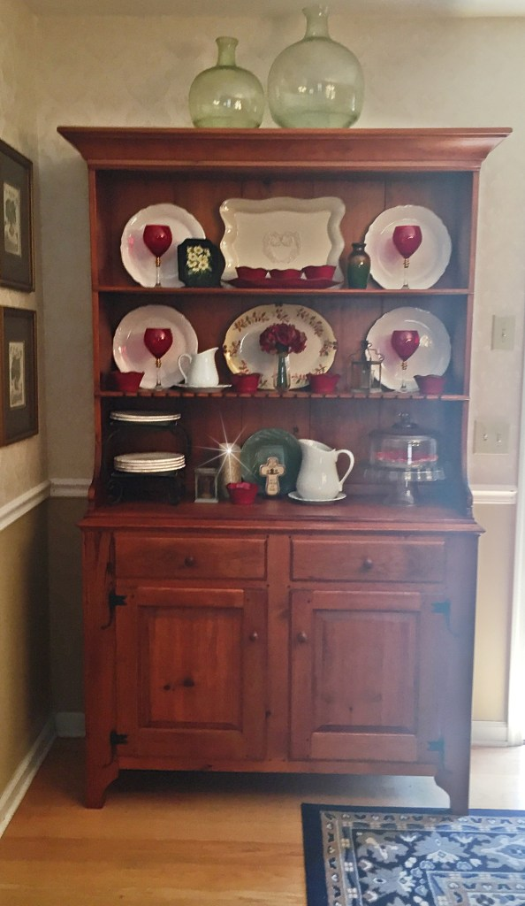 Styling a Hutch