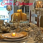 How to Create a Tablescape