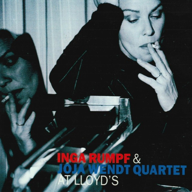 +Inga Rumpf & The Joja Wendt Quartet - Live At Lloyd's