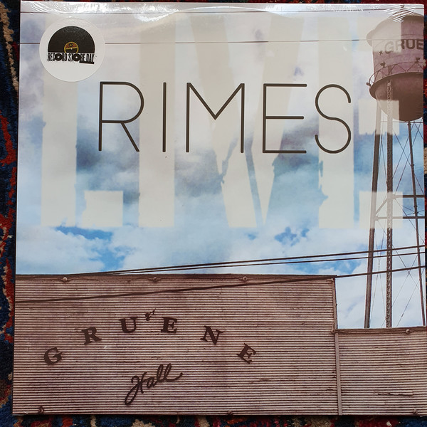 ++++Le Ann Rimes - Rimes (Live At Gruene Hall)