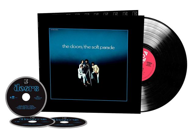 ++++The Doors - The Soft Parade (50th Anniversary Deluxe Edition)- promo
