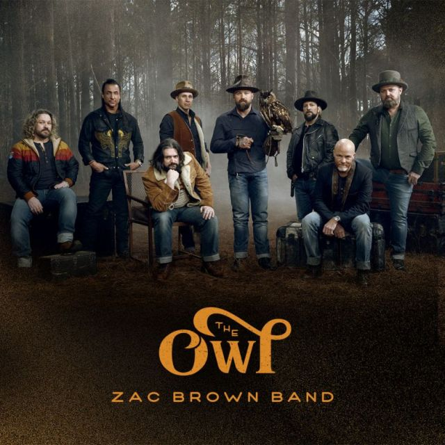 ++++Zac Brown Band - The Owl