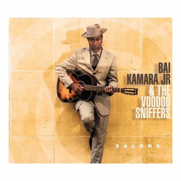+++Bai Kamara Jr & The Voodoo Sniffers - Salone