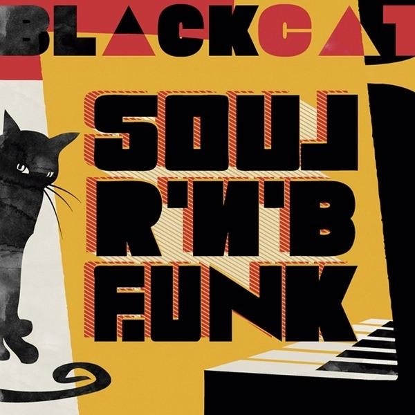 Various Artist - Black Cat -Soul R'n'B Funk
