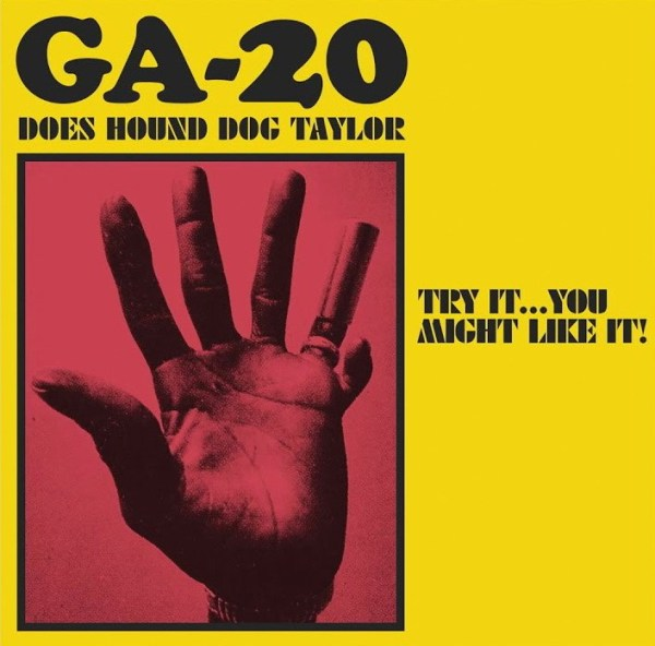 GA-20 - Try It…You Might Like It!