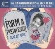Various Artists - The Ten Commandments Of Rock 'n' Roll - Commandment Five – Form A Partnership Glad All Over