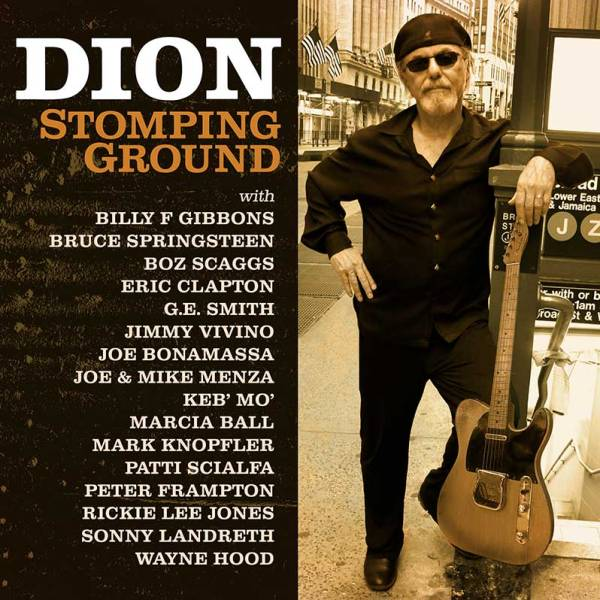 Dion - Stomping Ground