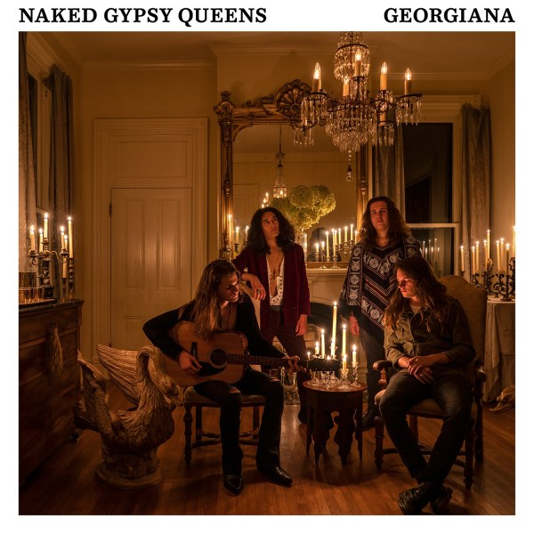 Naked Gypsy Queens - Georgiana