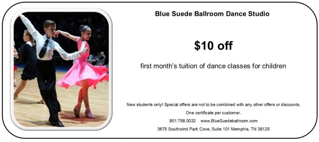 Dance classes for children in Memphis area.