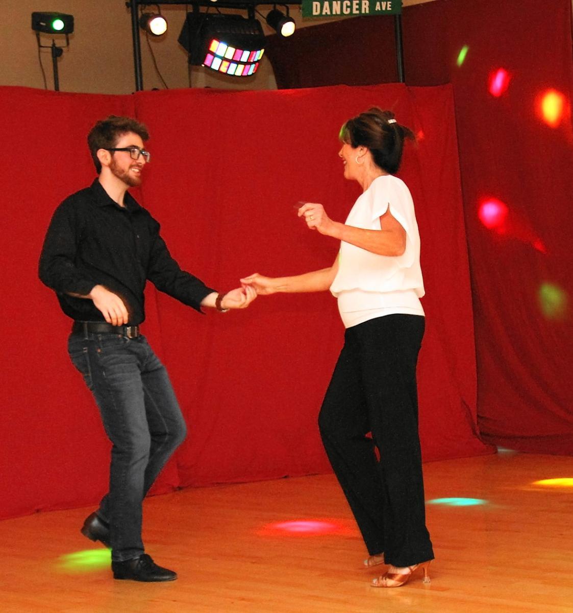 Dance studios - Enjoy Ballroom, Latin, social and competitive ballroom dancing in Memphis area at Blue Suede Ballroom Dance Studio