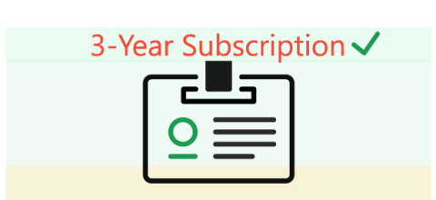 Avát Cleanup 3-year subscription