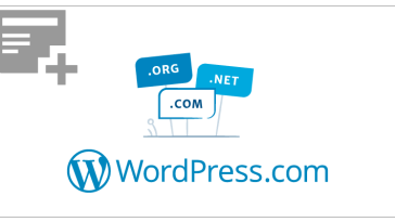 wordpress.com all in one hosting domain