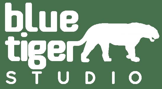 Blue Tiger Studio Logo
