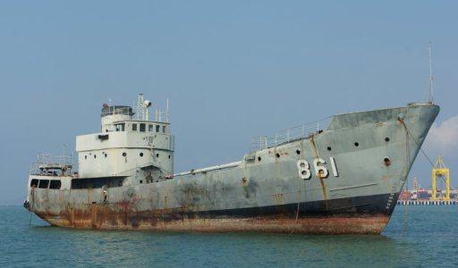 2014 news Phi Phi dive site Kled Gaeaw Wreck Shipwreck Phi Phi