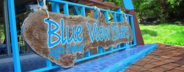 PADI 5* Dive Resort Shop Sign Phi Phi