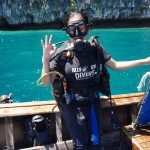 diver diving courses phi phi island thailand