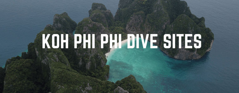 Phi Phi Dive Sites