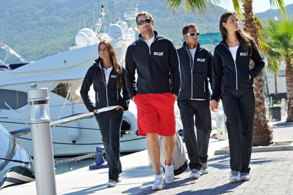 Yacht Crew Uniforms Whats Your Style