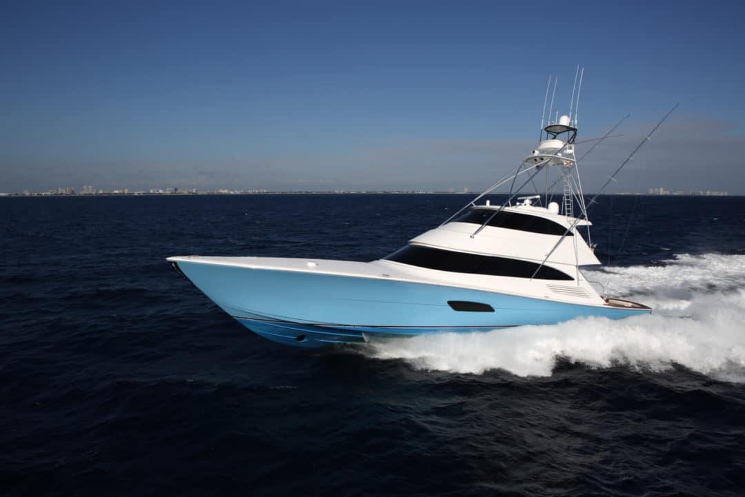 Viking 92 Convertible Bluewater Yacht Sales