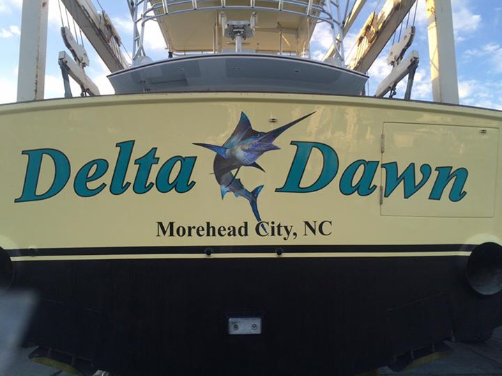 DeltaDawn Transom