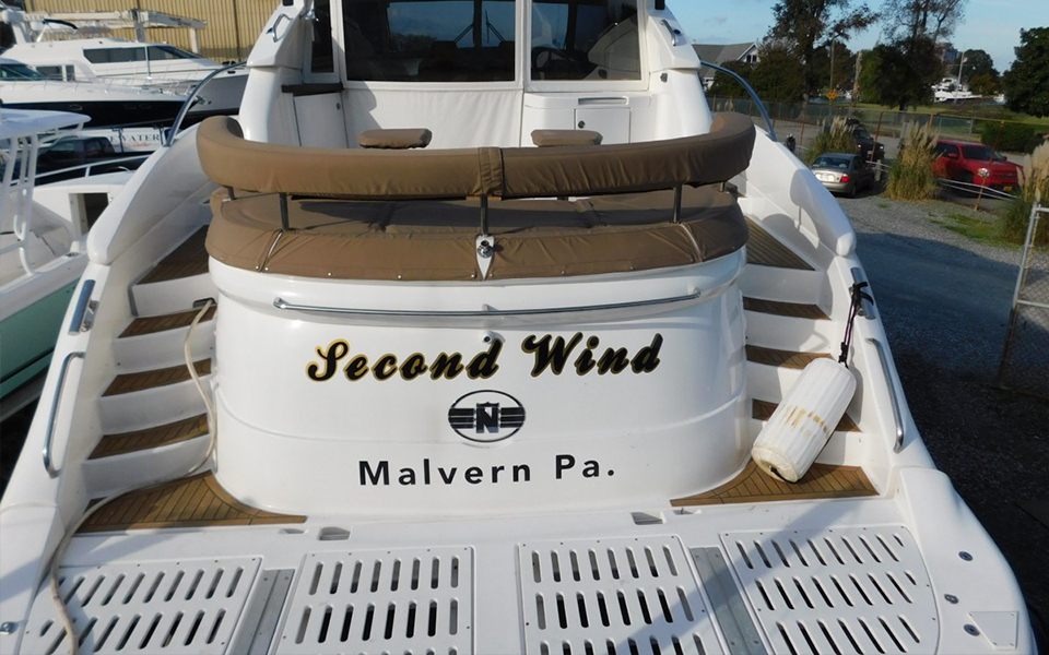 "56′ Neptunus, ""Second Wind"", Happy Customers and Puppy Love"