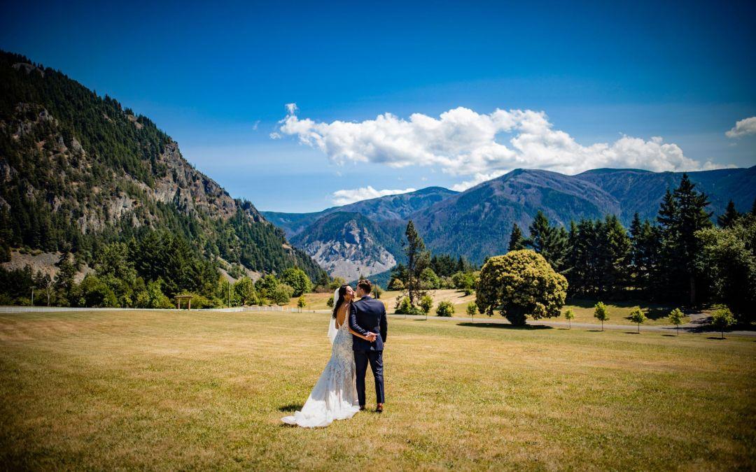 Gorge-ous Weddings Venue [Featured Partner]