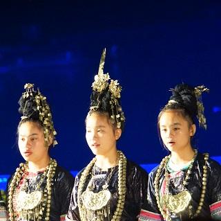 Liu Sanjie singers