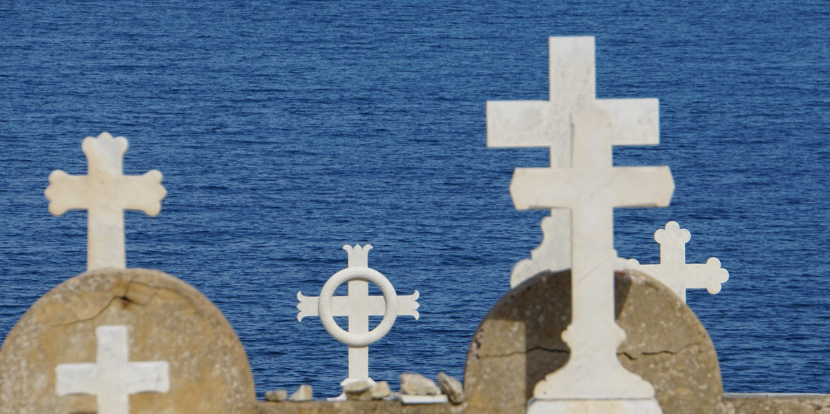 Crosses in St. Tropez