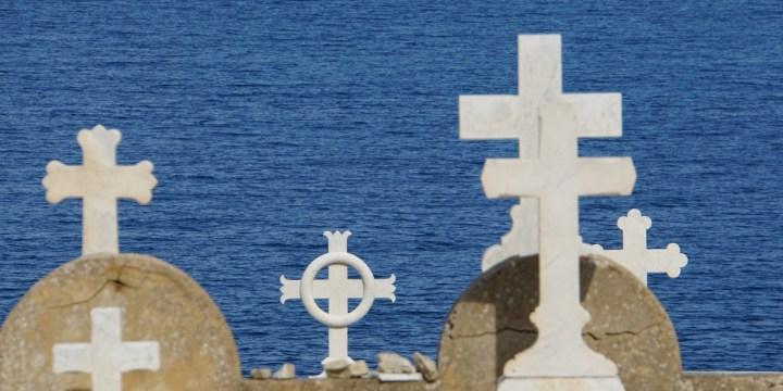 Crosses in St. Tropez