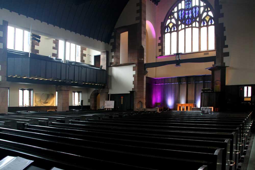 Resultado de imagen de queens cross church glasgow