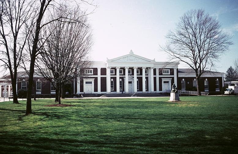Cabell Hall University Of Virginia