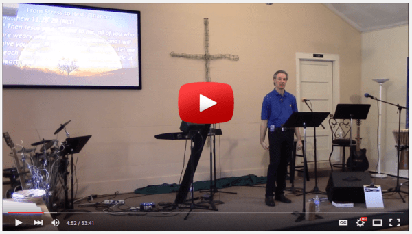 Click for Bluffton Church Sunday Morning Teachings