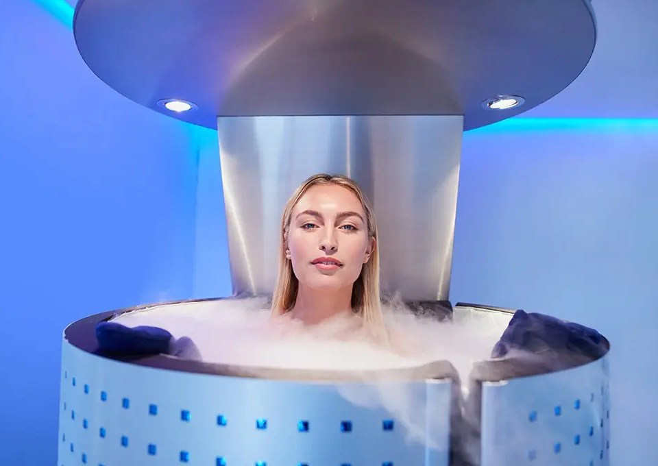 Sarasota Whole Body Cryotherapy
