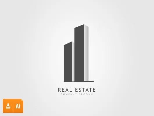 35 Real Estate Logos Ai Eps