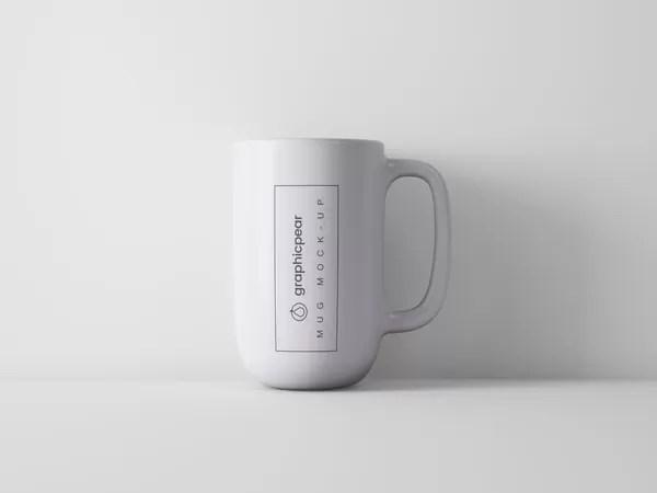Simple Coffee Mug Mockup Free