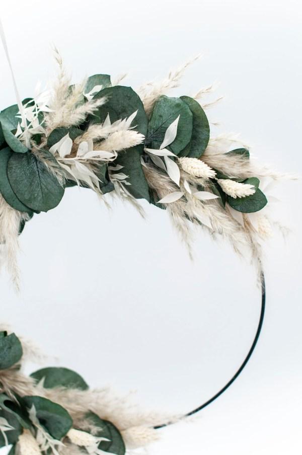 euka flower hoop