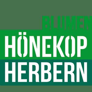 Logo Blumen Hoenekop Herbern